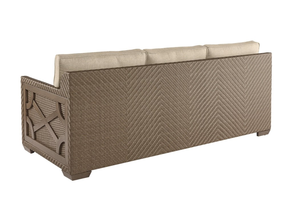 The Great Outdoors 933-Arch SalvageRight Arm Facing Sofa