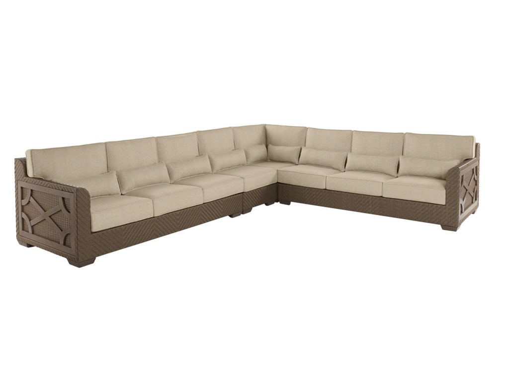 A.R.T. Furniture Inc 933-Arch SalvageRight Arm Facing Sofa