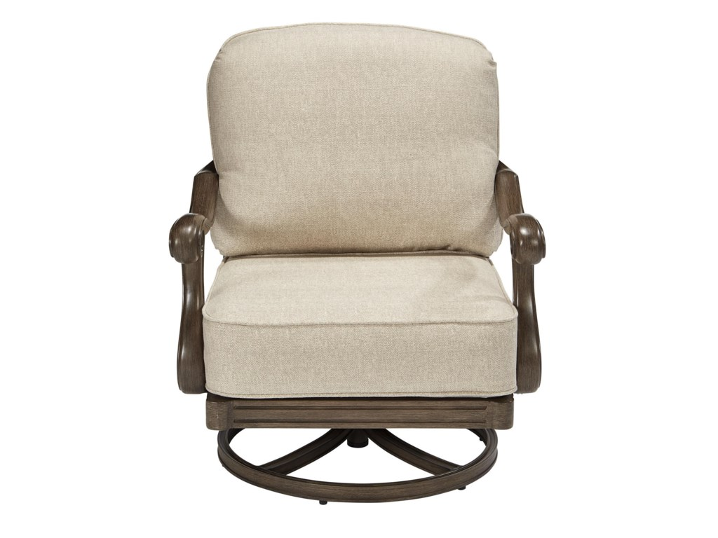 A.R.T. Furniture Inc 933-Arch SalvageSwivel Chair
