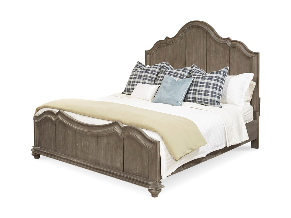 A.R.T. Furniture Inc AllieKing Panel Bed