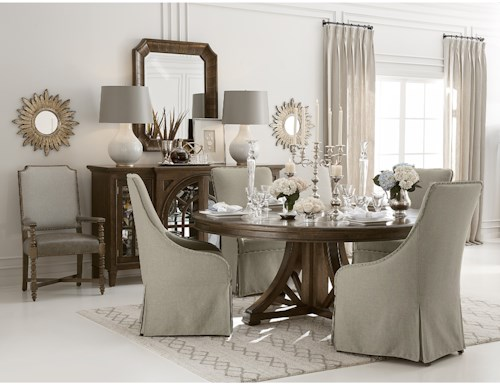 A.R.T. Furniture Inc American Chapter Formal Dining Room Group