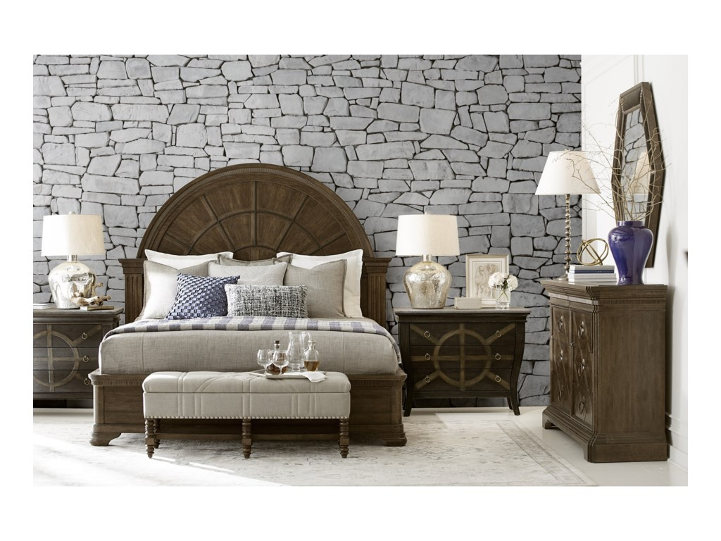 The Great Outdoors American ChapterCalifornia King Bedroom Group