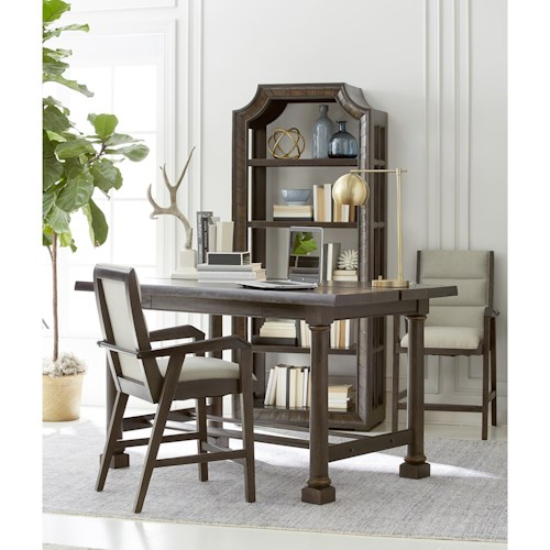 A.R.T. Furniture Inc American Chapter Casual Dining Room Group