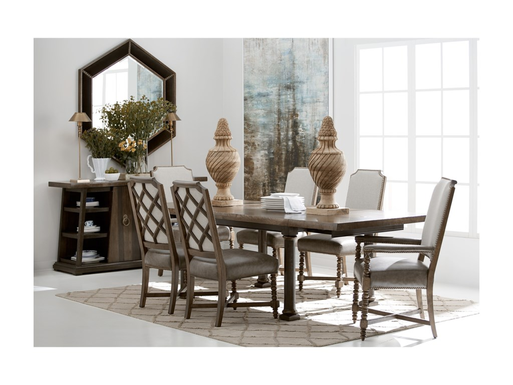 American Chapter Formal Dining Room Group