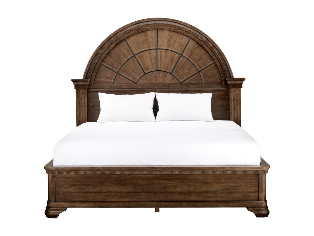 A.R.T. Furniture Inc American ChapterKing Conservatory Bed