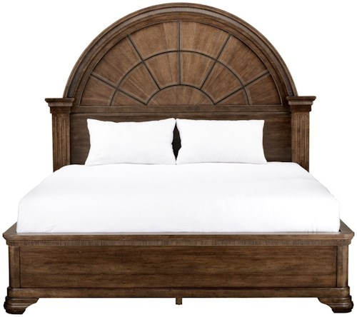 A.R.T. Furniture Inc American Chapter King Conservatory Bed