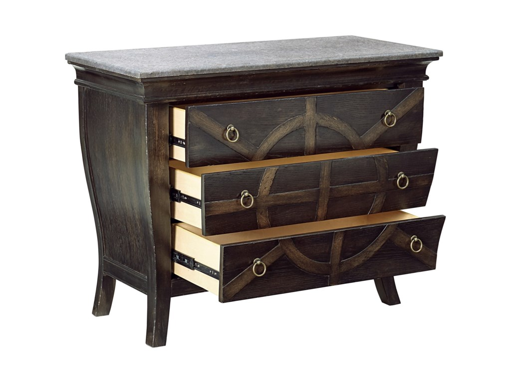 The Great Outdoors American ChapterBrace & Bit Bedside Table