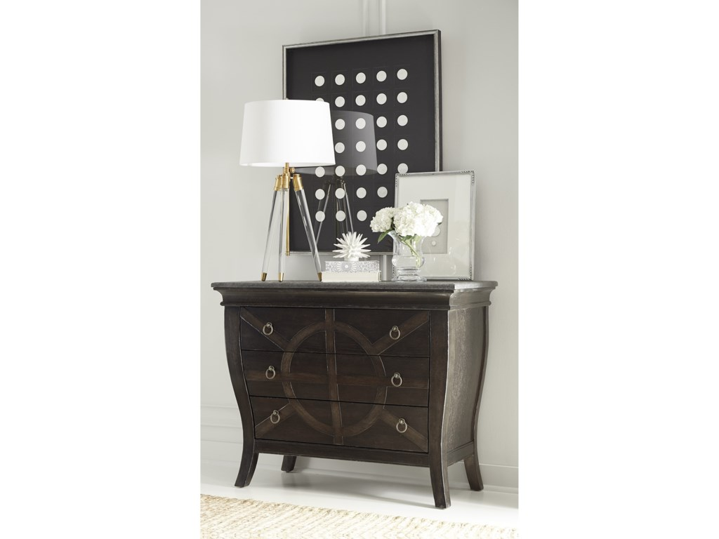 A.R.T. Furniture Inc American ChapterBrace & Bit Bedside Table