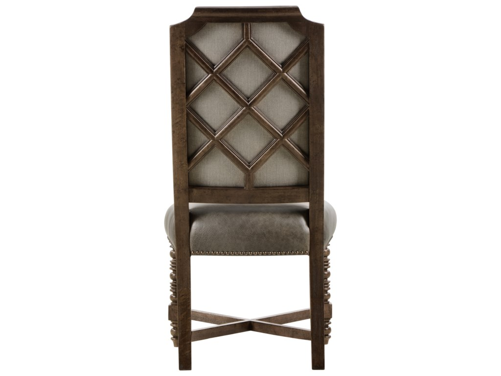 The Great Outdoors American ChapterDistiller's Upholstered Back Side Chair