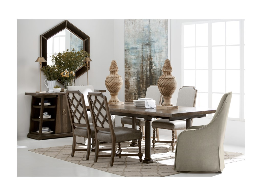The Great Outdoors American ChapterLive Edge Dining Table