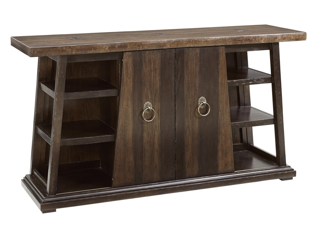 Compositions American ChapterLive-Edge Buffet Server