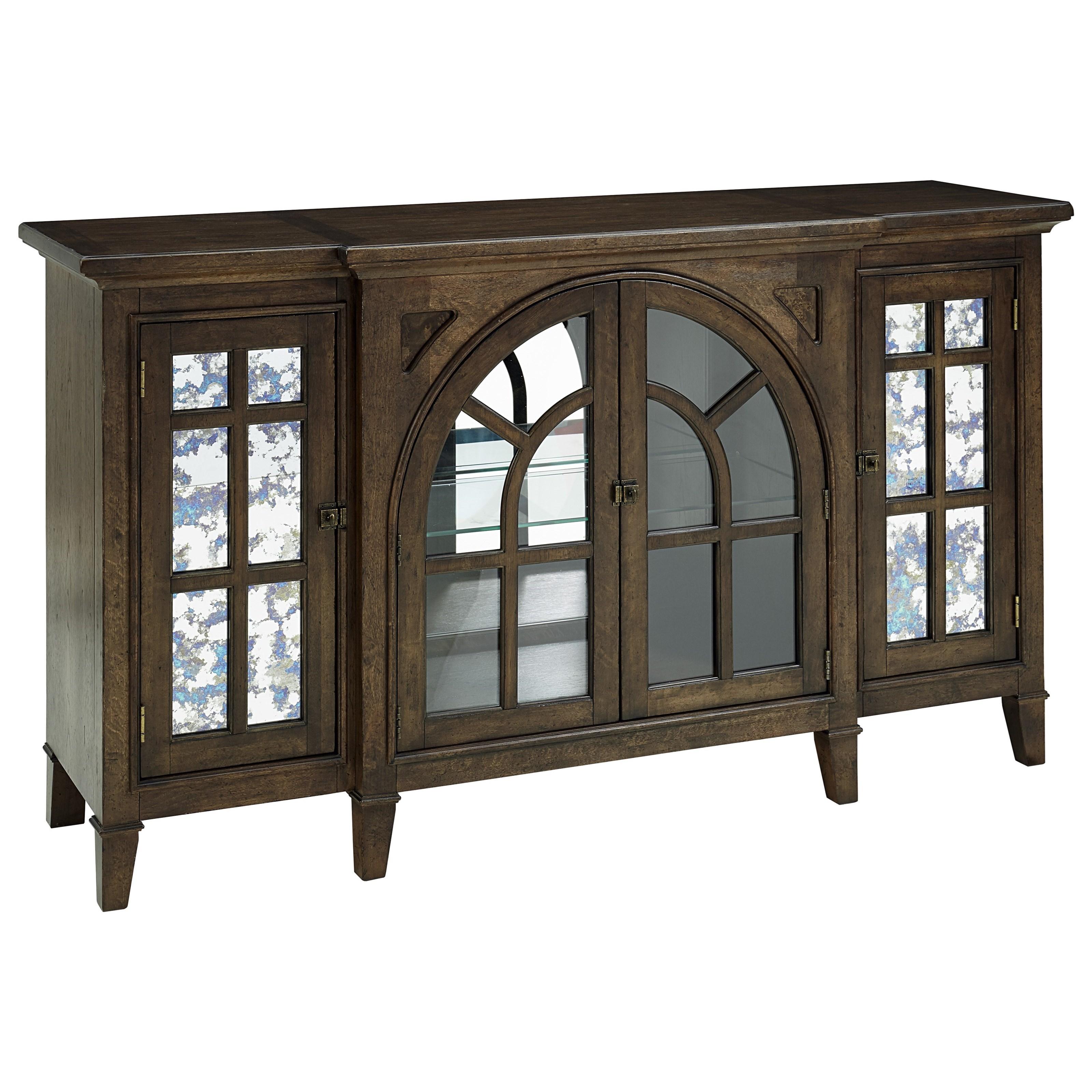 A.R.T. Furniture Inc American ChapterMercury Glass Buffet ...