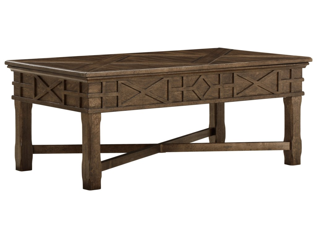 The Great Outdoors American ChapterVeranda Storage Cocktail Table