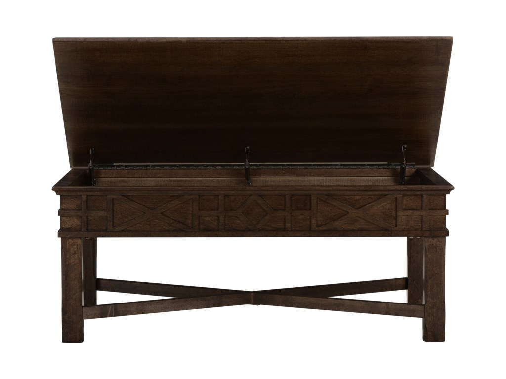A.R.T. Furniture Inc American ChapterVeranda Storage Cocktail Table