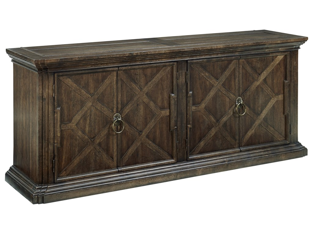 Compositions American ChapterWar Admiral Media Console