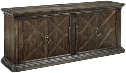 A.R.T. Furniture Inc American Chapter War Admiral Media Console