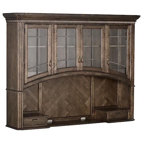 A.R.T. Furniture Inc American Chapter Colonel's Hutch