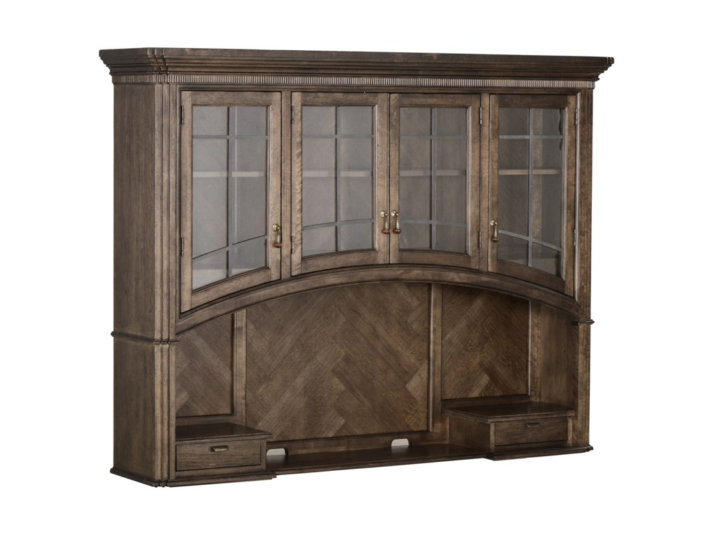 The Great Outdoors American ChapterColonel's Credenza & Hutch