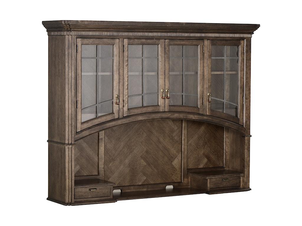 A.R.T. Furniture Inc American ChapterColonel's Credenza & Hutch