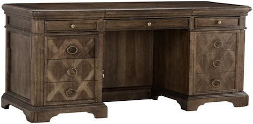 A.R.T. Furniture Inc American Chapter Colonel's Credenza