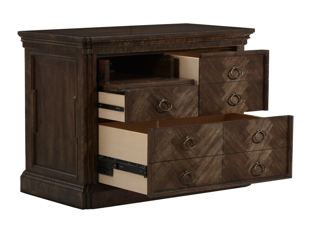 Compositions American ChapterSaratoga Combo File Cabinet