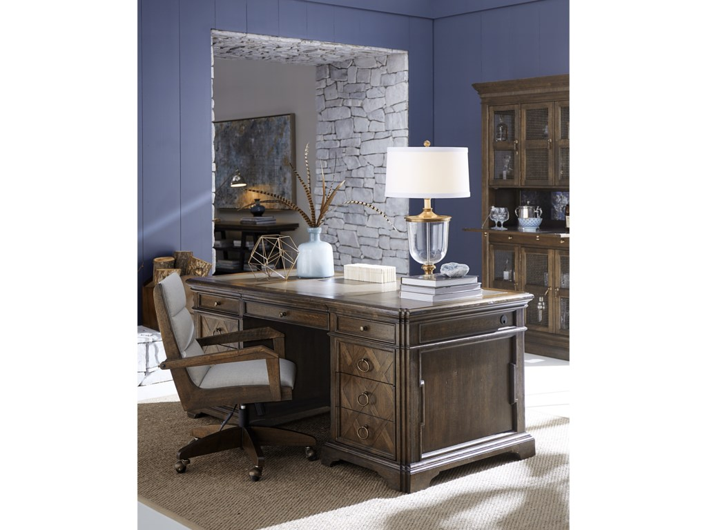 A.R.T. Furniture Inc American ChapterBenchwork Desk Chair