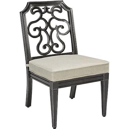 Gabrielle Armless Dining Chair