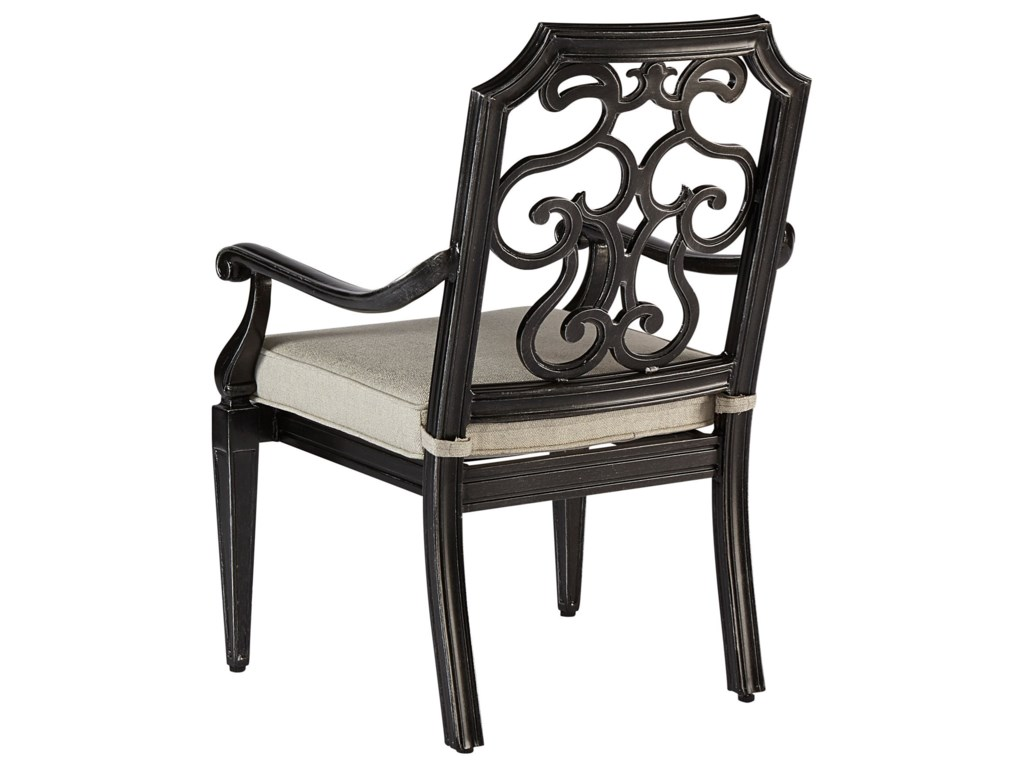 A.R.T. Furniture Inc Arch Salvage OutdoorGabrielle Dining Chair