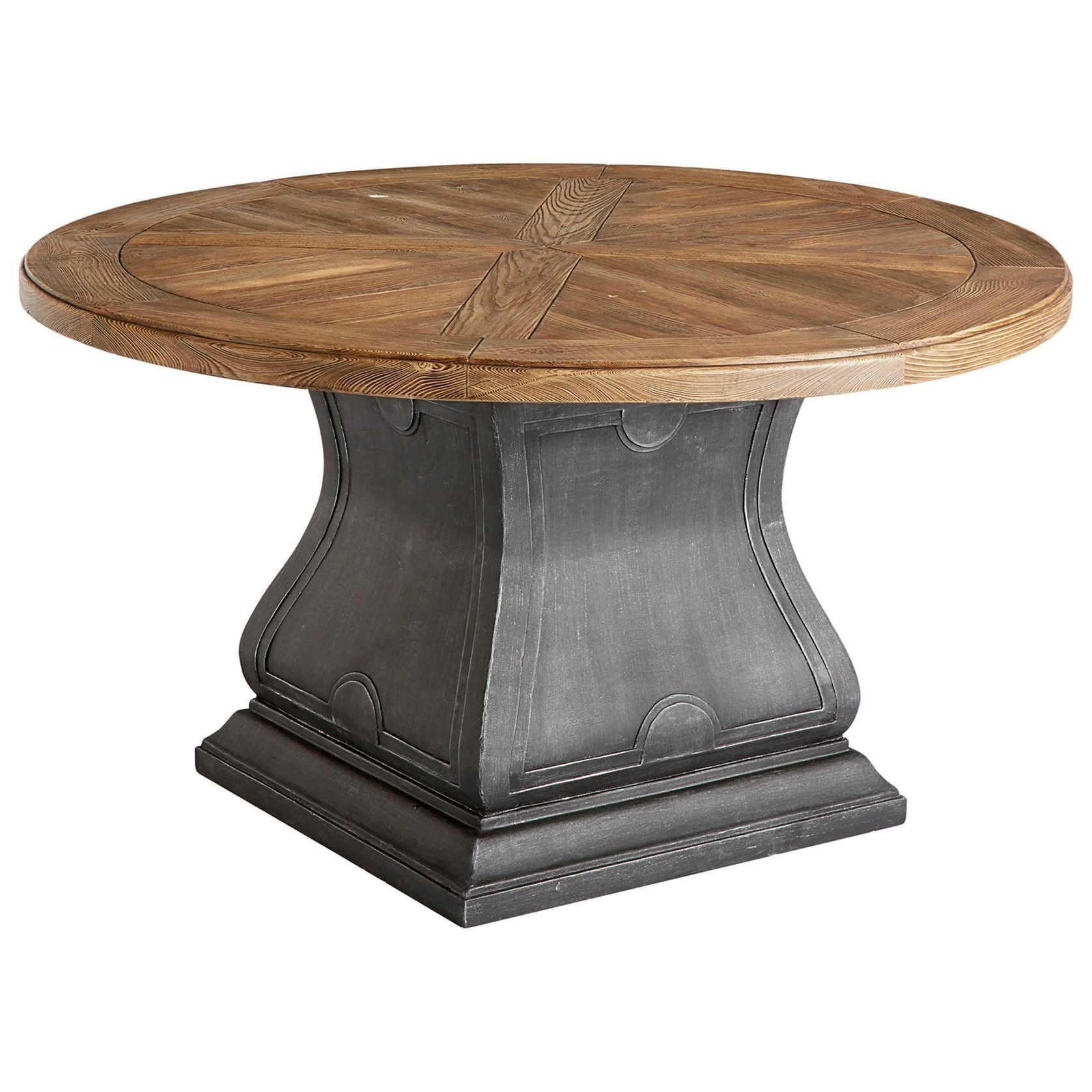 A.R.T. Furniture Inc Arch Salvage OutdoorLyon Round Dining Table ...