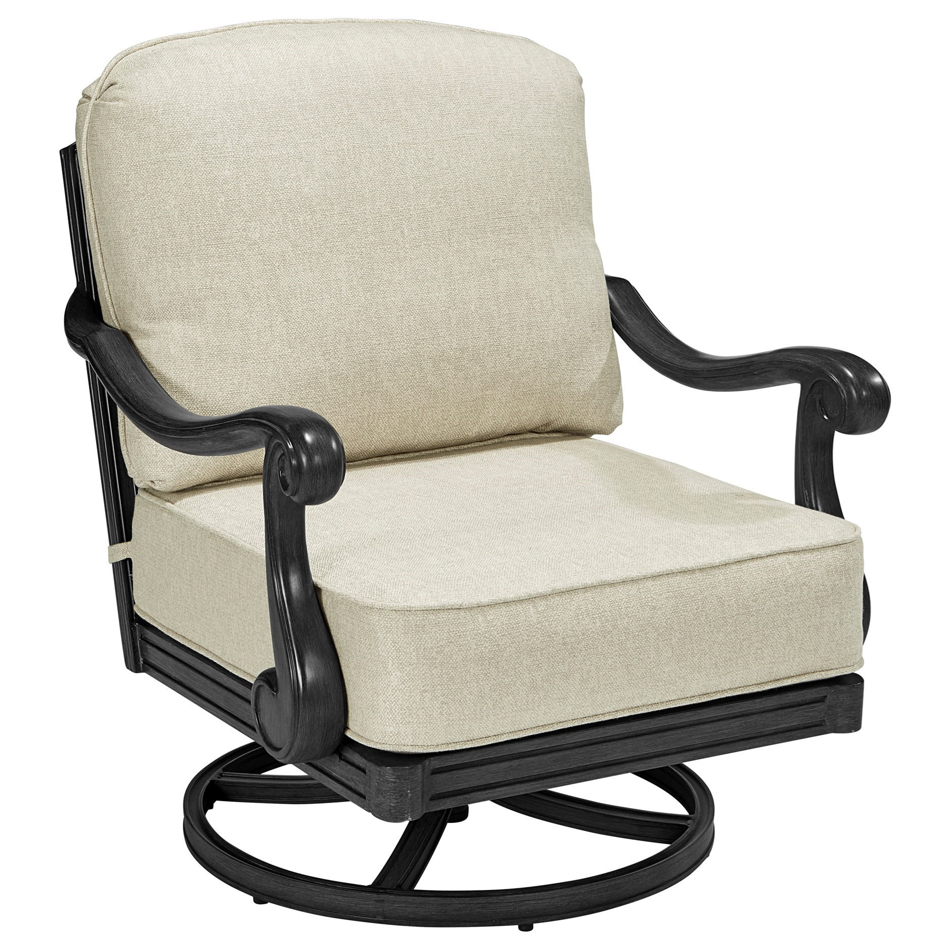 swivel and rocking chairs. A.R.T. Furniture Inc Arch Salvage OutdoorCannes Swivel Rocking Club Chair And Chairs