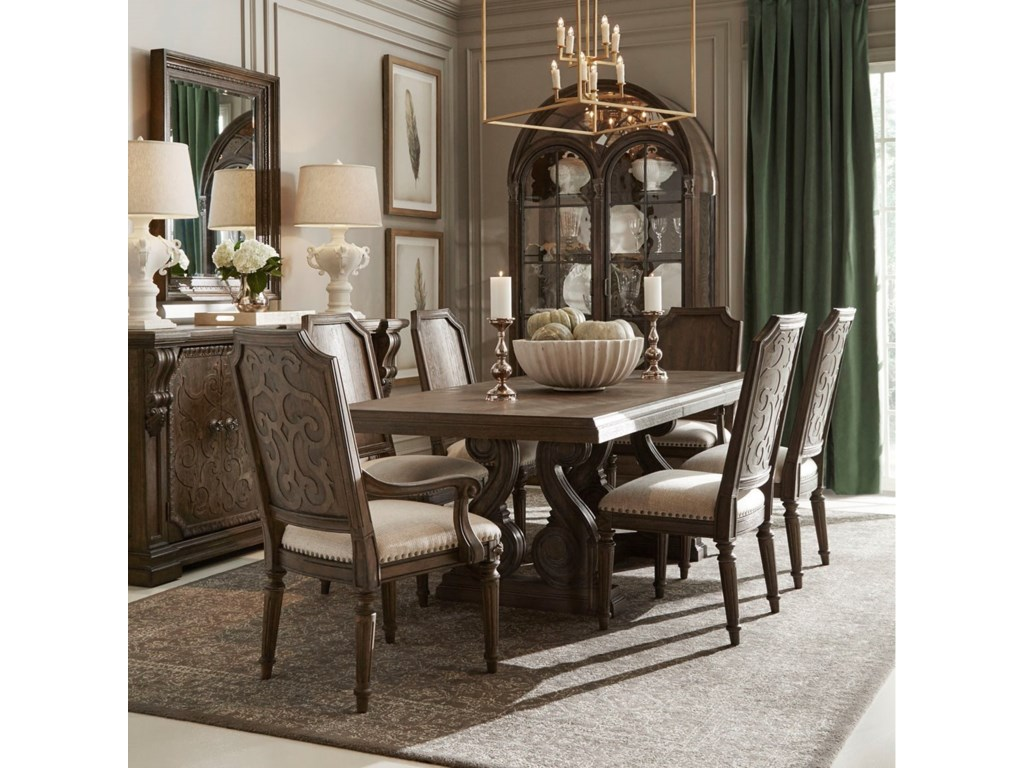 A.R.T. Furniture Inc Vintage Salvage Dining Room Group