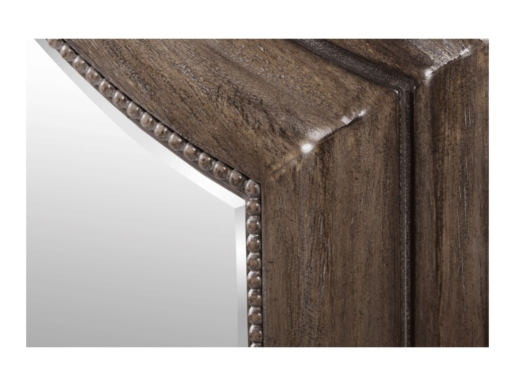 A.R.T. Furniture Inc Vintage Salvage Seales Mirror