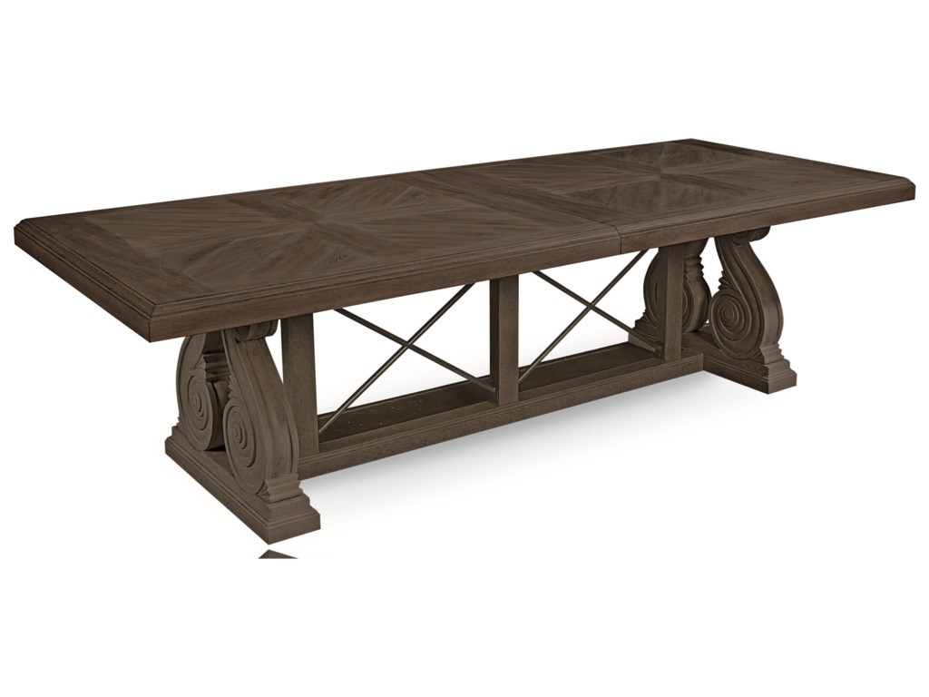 A.R.T. Furniture Inc Vintage Salvage Pearce Dining Table
