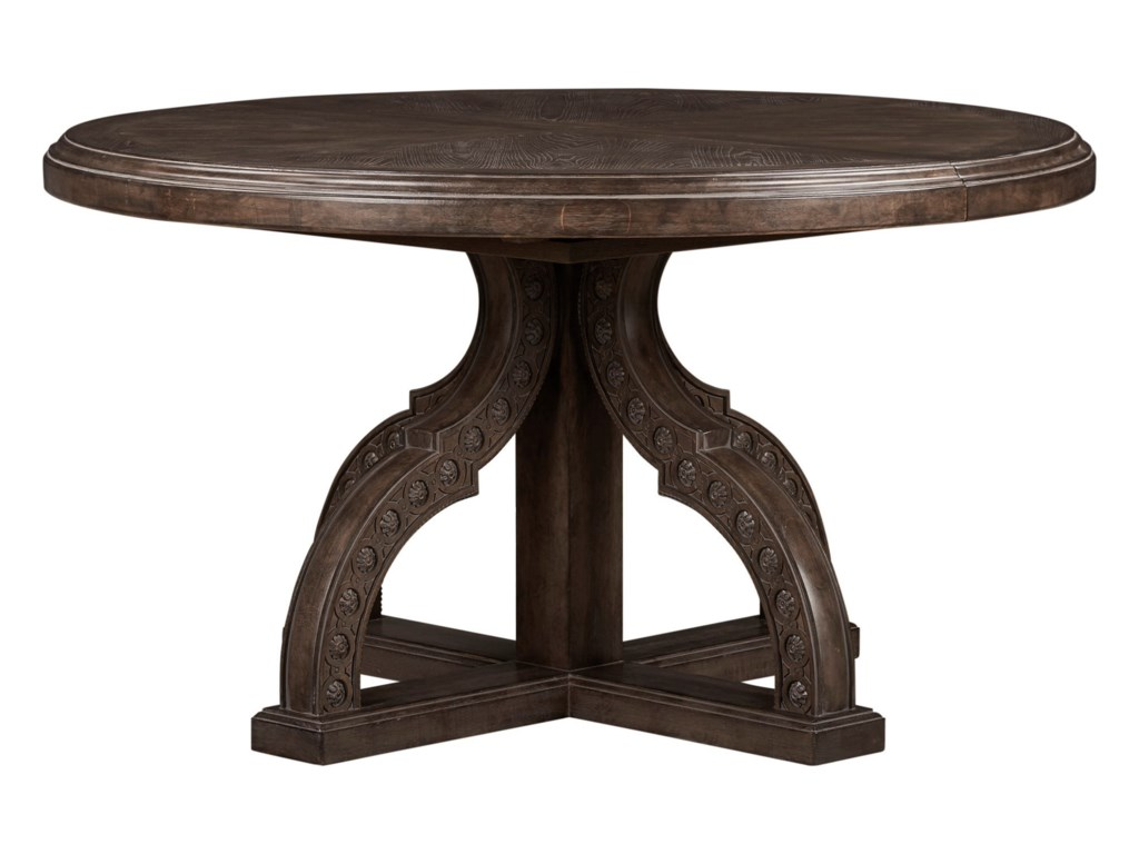 A.R.T. Furniture Inc Vintage Salvage Aiden Round Dining Table