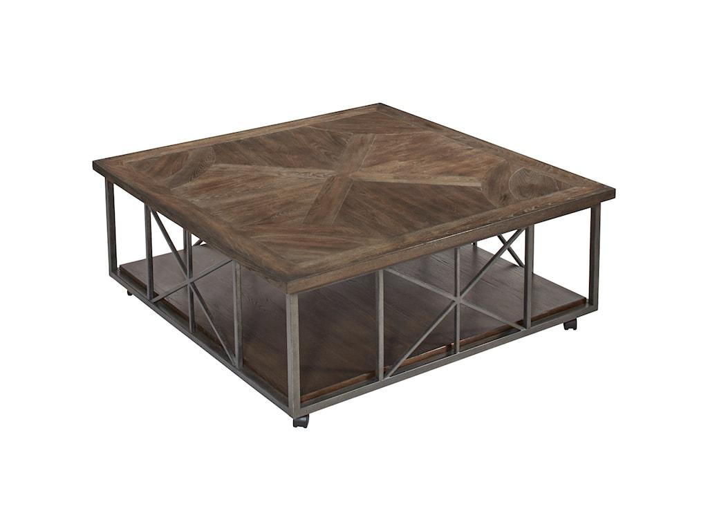 A.R.T. Furniture Inc Vintage Salvage Burton Cocktail Table