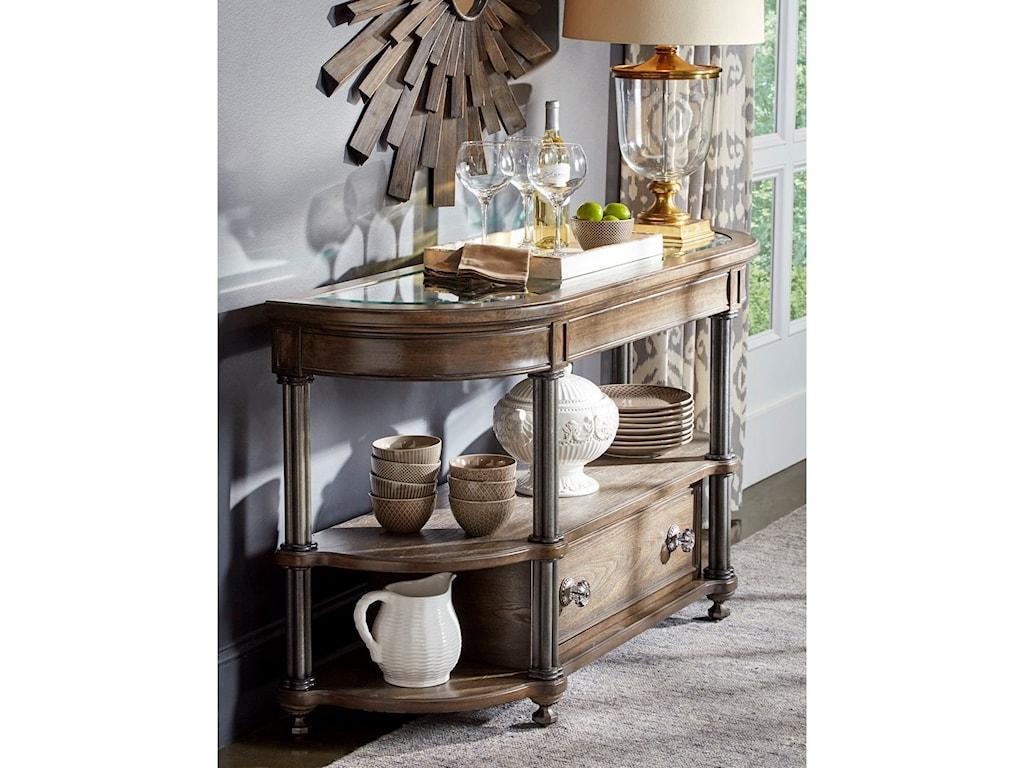 A.R.T. Furniture Inc Vintage Salvage Easton Sofa Table