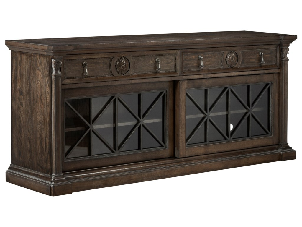 Compositions Vintage Salvage Townley Entertainment Console