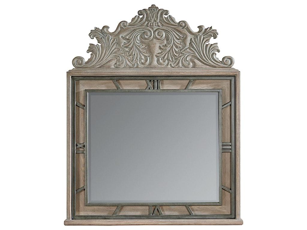 The Great Outdoors Arch SalvageBenjamin Mirror