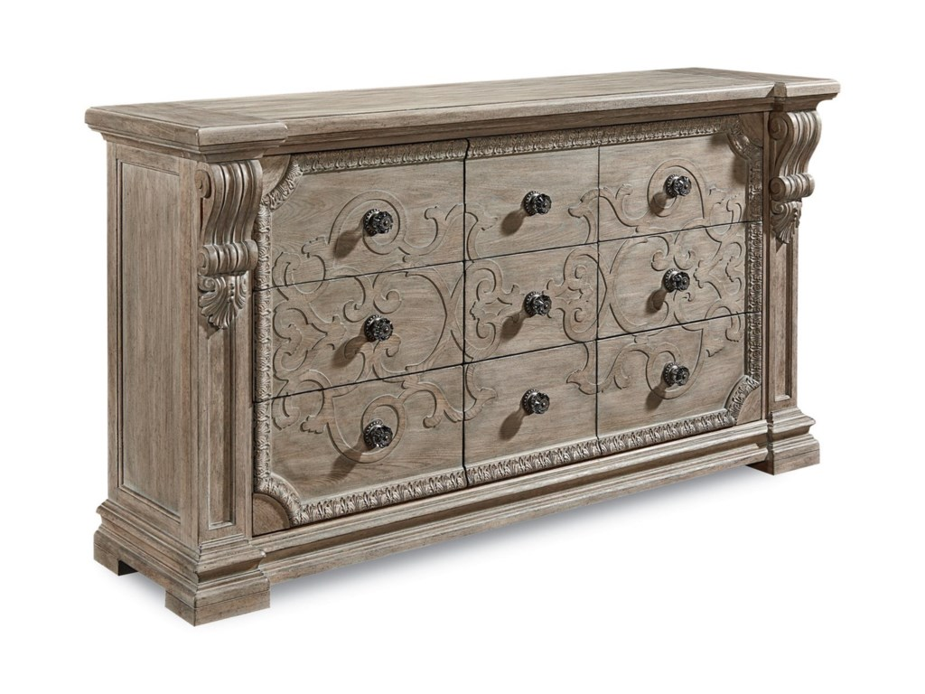 The Great Outdoors Arch SalvageWren Dresser