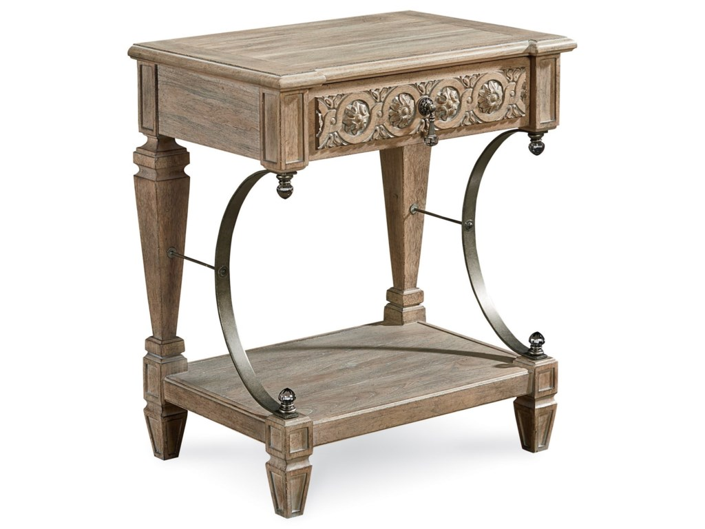 A.R.T. Furniture Inc Arch SalvageGabriel Bedside Table