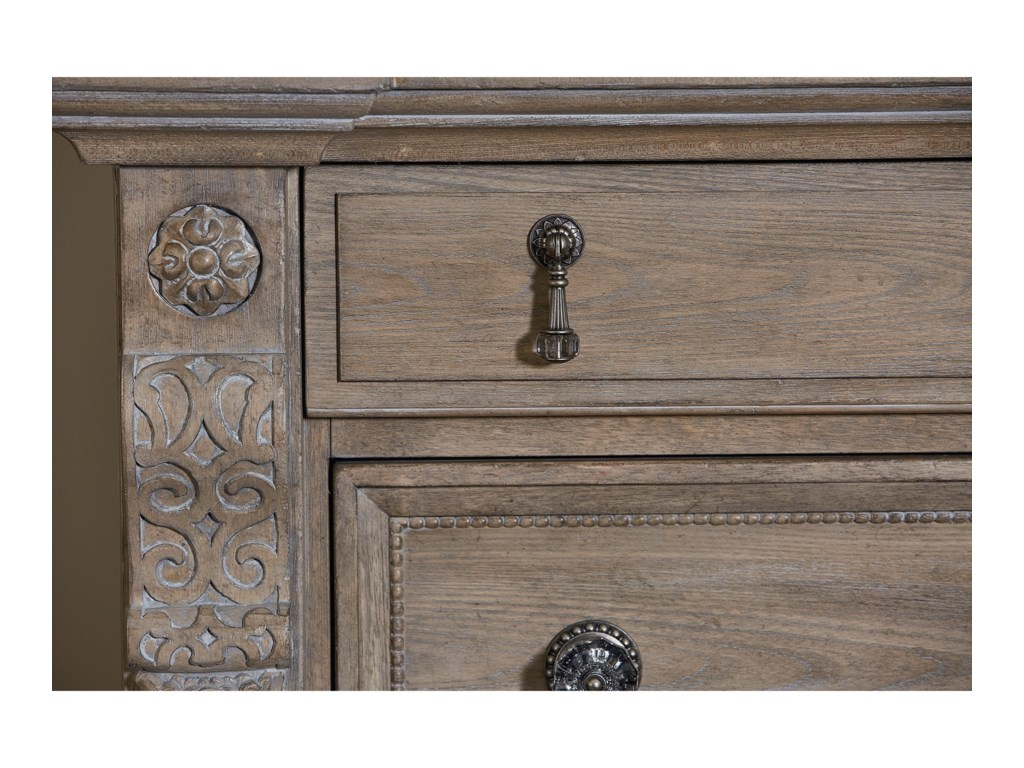 The Great Outdoors Arch SalvageJackson Drawer Chest
