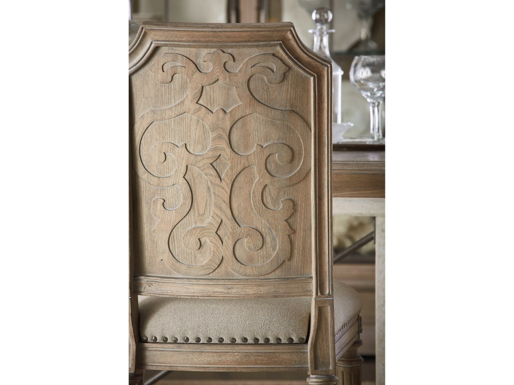 A.R.T. Furniture Inc Arch SalvageMills Side Chair