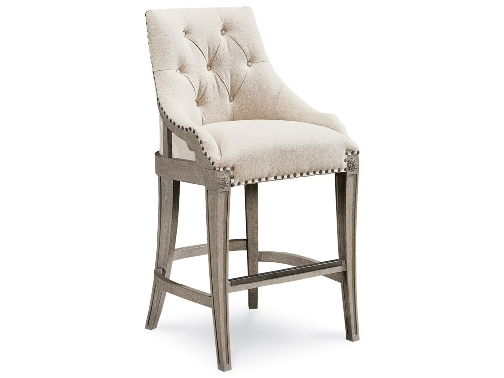 The Great Outdoors Arch SalvageReeves Bar Chair