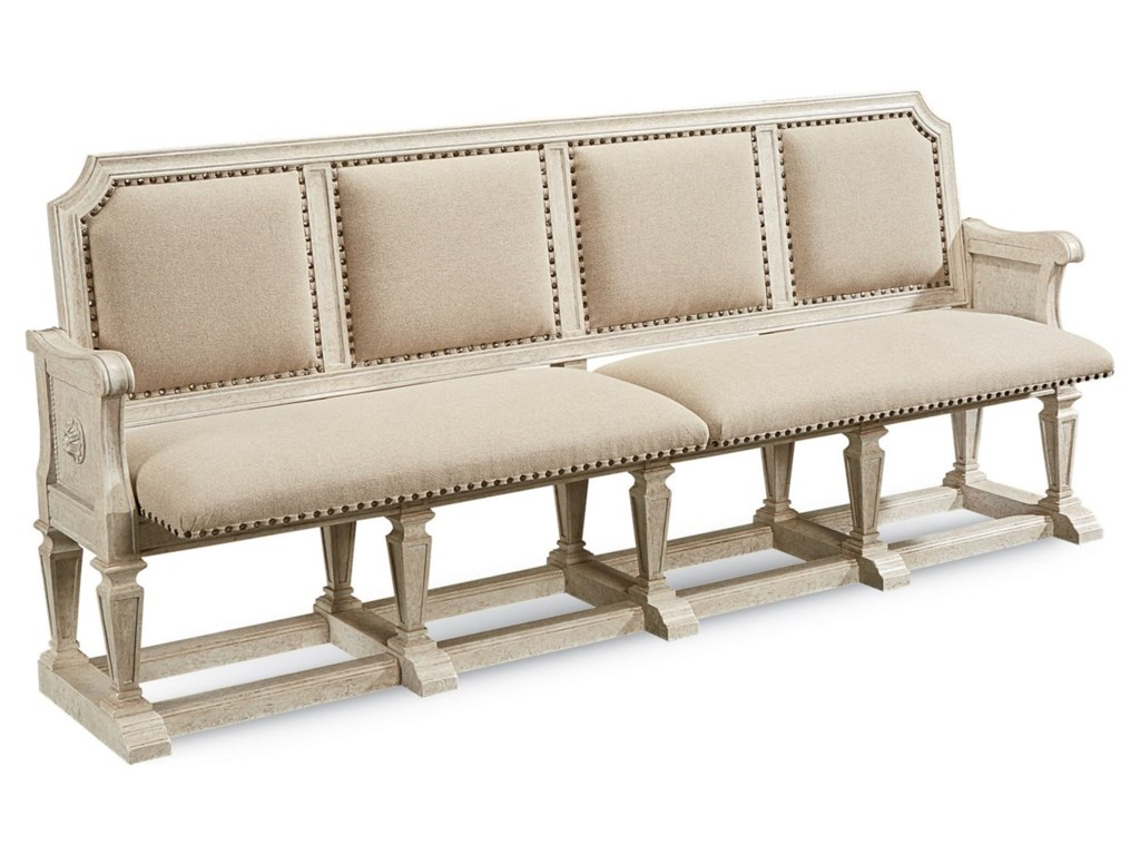 The Great Outdoors Arch SalvageBecket Dining Bench