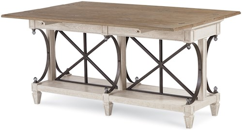 A.R.T. Furniture Inc Arch Salvage Vaux Sofa Table