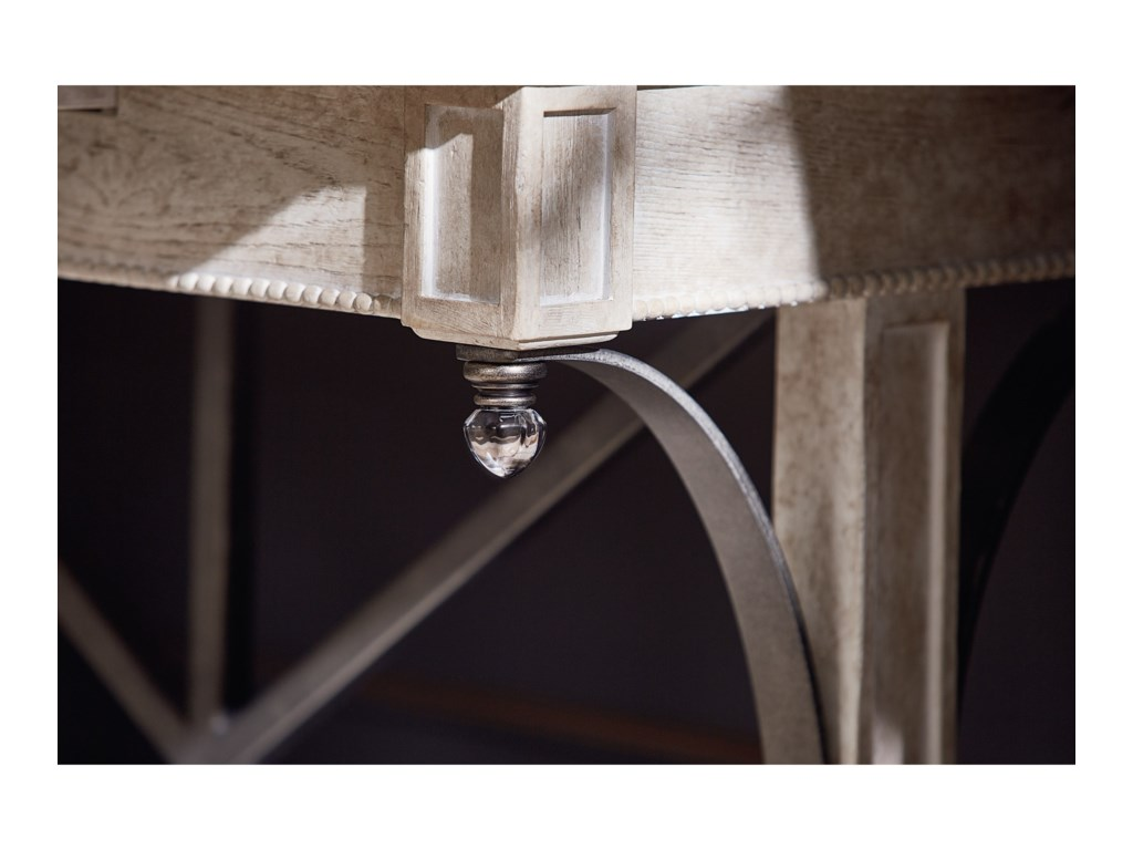 The Great Outdoors Arch SalvageVaux Sofa Table