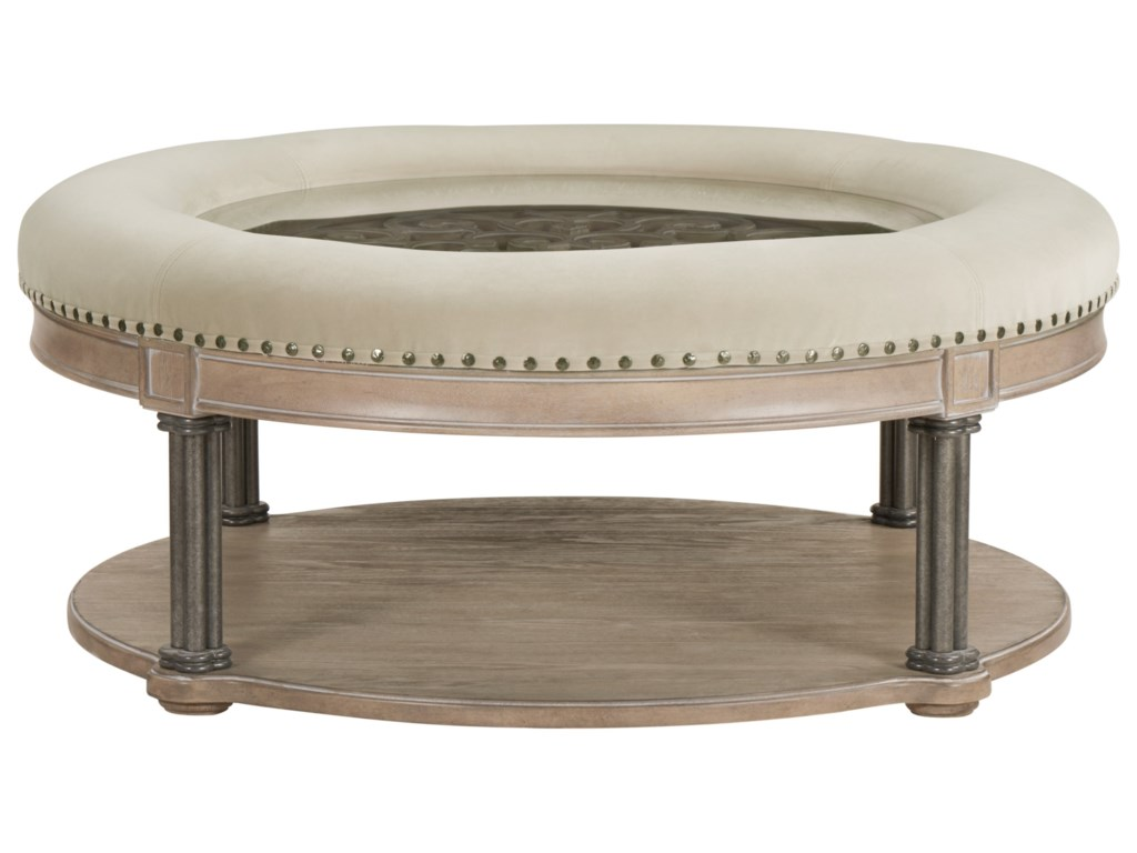 The Great Outdoors Arch SalvageOwen Cocktail Table