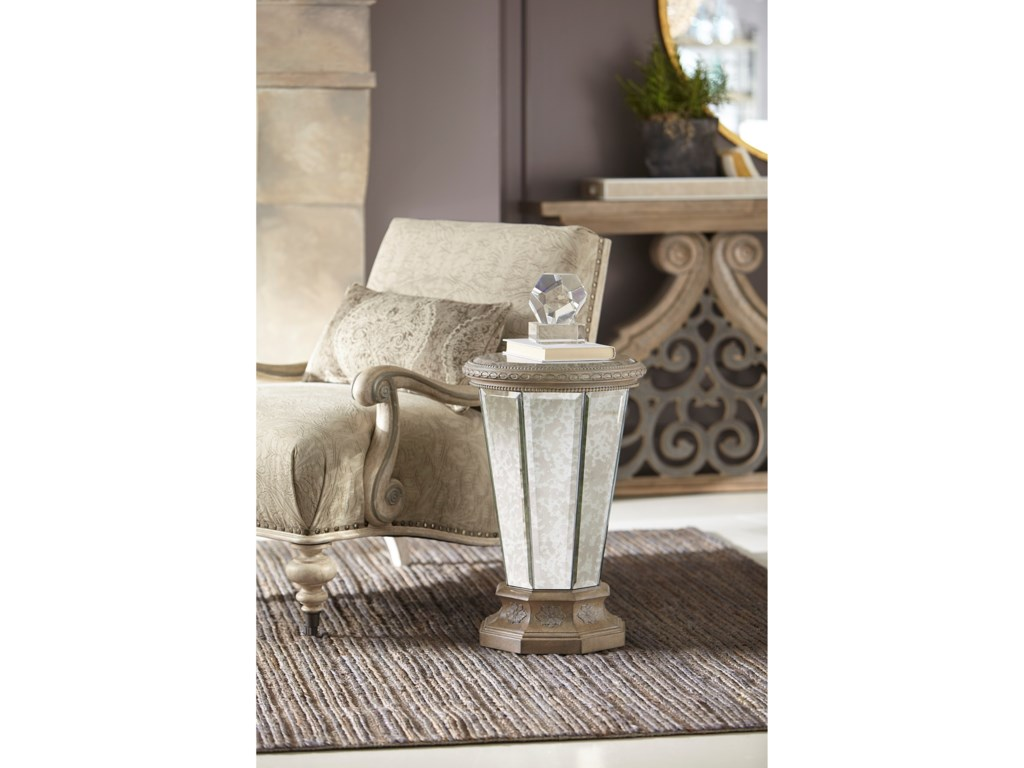 The Great Outdoors Arch SalvageNolan Spot Table