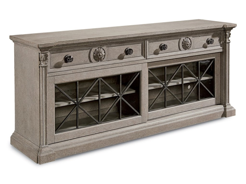 The Great Outdoors Arch SalvageTownley Entertainment Console