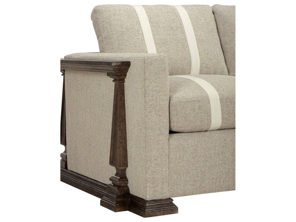 The Great Outdoors Arch SalvageHarrison Sofa